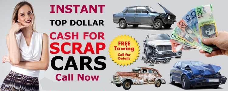 scrap car removals melbourne